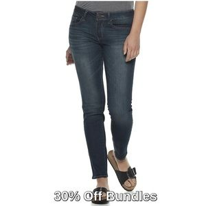 SO | Faded Skinny Jeans